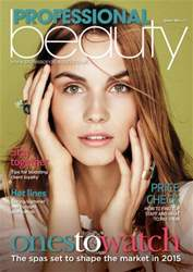 Professional Beauty March 2015 issue Professional Beauty March 2015