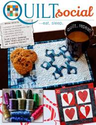 QUILTsocial Winter 2014/15 issue QUILTsocial Winter 2014/15