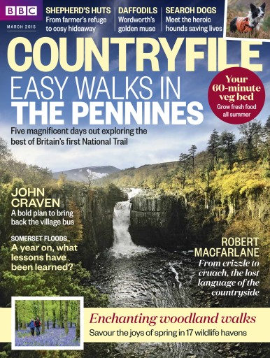 Countryfile Magazine Preview