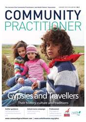 Community Practitioner January 2015 issue Community Practitioner January 2015