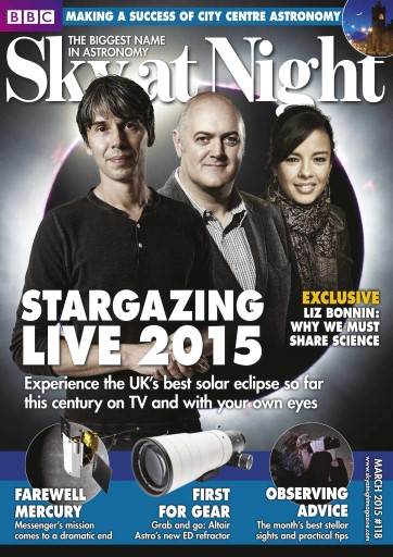 BBC Sky at Night Magazine Preview