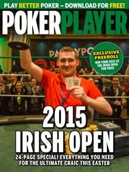 2015 Irish Open special issue 2015 Irish Open special