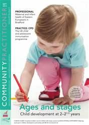 Community Practitioner Magazine Cover