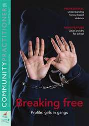 Community Practitioner July 2014 issue Community Practitioner July 2014