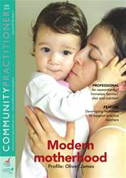 Community Practitioner April 2014 issue Community Practitioner April 2014