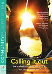 Community Practitioner February 2014 issue Community Practitioner February 2014