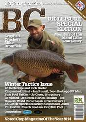 Big Carp 223 issue Big Carp 223