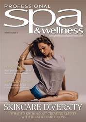 Professional Spa & Wellness March 15 issue Professional Spa & Wellness March 15