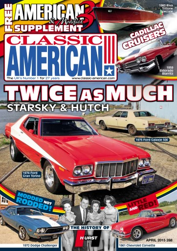 Classic American Magazine Digital Issue