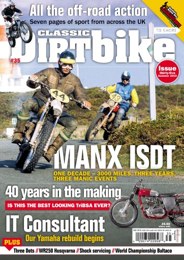 Classic Dirt Bike Digital Issue