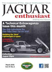 Vol.31 No.3 A Technical Extravaganza! issue Vol.31 No.3 A Technical Extravaganza!