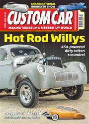 No.542 Hot Rod Willys issue No.542 Hot Rod Willys