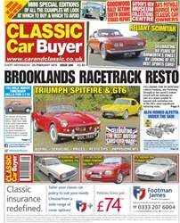 No.267 Brooklands Racetrack Resto issue No.267 Brooklands Racetrack Resto