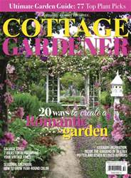 Cottages Garden Spring 2015 issue Cottages Garden Spring 2015