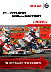Brochure_Rotax clothing collection 2015 issue Brochure_Rotax clothing collection 2015