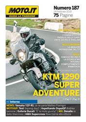 Moto.it Magazine n. 187 issue Moto.it Magazine n. 187