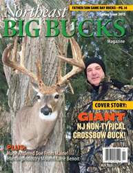 Northeast Big Buck, Spring 2015 issue Northeast Big Buck, Spring 2015