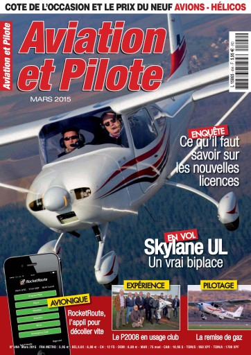 Aviation et Pilote Preview