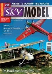 Sky Model Magazine Cover