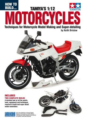 How To Build Tamiyas   Motorcycles