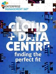 Cloud + Data Centre: Finding the perfect fit issue Cloud + Data Centre: Finding the perfect fit