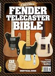 The Fender Telecaster Bible issue The Fender Telecaster Bible