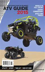 ATV Guide 2015 issue ATV Guide 2015