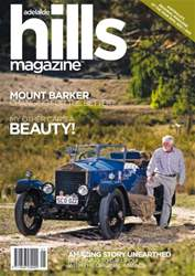 Adelaide Hills Magazine issue Autumn 2015