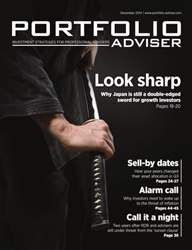 Portfolio Adviser Magazine Cover