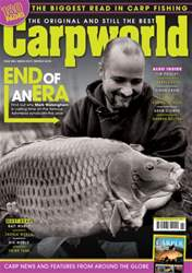 Carpworld  March 2915 issue Carpworld  March 2915