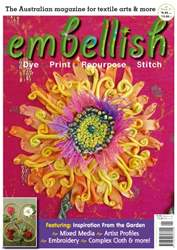 Embellish Magazine issue 21 issue Embellish Magazine issue 21