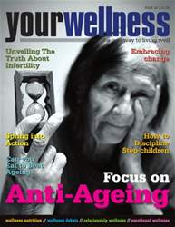 Anti-Ageing issue Anti-Ageing