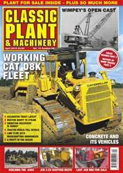Vol.13 No.7 Working CAT D8K Fleet issue Vol.13 No.7 Working CAT D8K Fleet