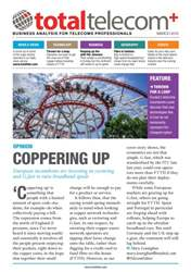 March 2015 Coppering Up issue March 2015 Coppering Up