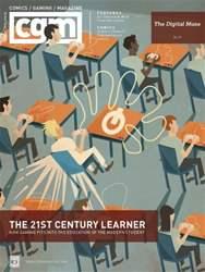 CGMagazine Magazine Cover