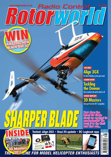 Radio Control Rotor World Digital Issue