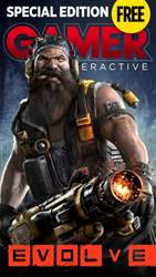GAMER Interactive 024 - Evolve issue GAMER Interactive 024 - Evolve