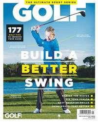 Build A Better Swing issue Build A Better Swing