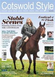 Cotswold Style March 2015 issue Cotswold Style March 2015
