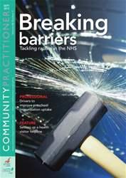 Community Practitioner September 2013 issue Community Practitioner September 2013