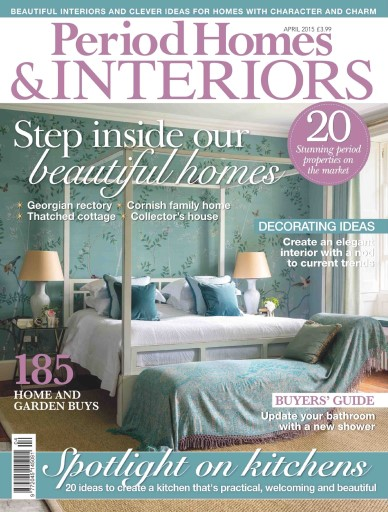 Beautiful Title Cover Preview British Period Homes Preview