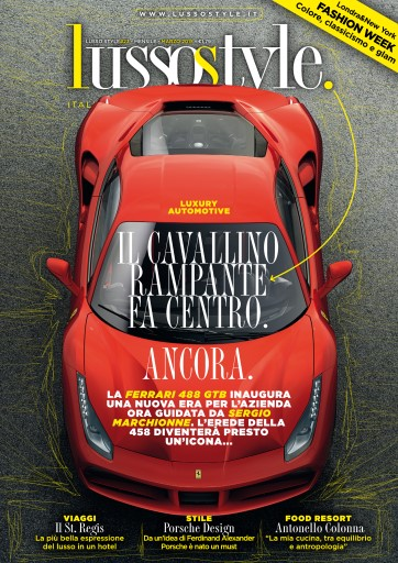 Lusso Style Digital Issue