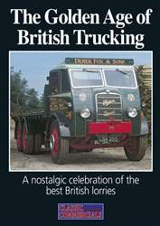 The Golden Age of Trucking Magazine Cover