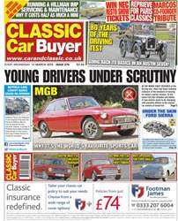 No.269 Young Drivers UNder Scrutiny  issue No.269 Young Drivers UNder Scrutiny