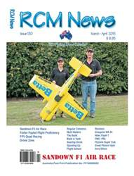 RCM News issue 130 issue RCM News issue 130