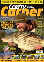 Crafty Carper April 2015 issue Crafty Carper April 2015