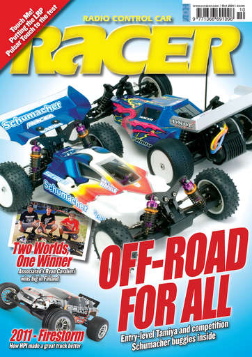 Radio Control Car Racer Preview