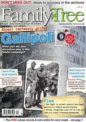 Family Tree April 2015 issue Family Tree April 2015