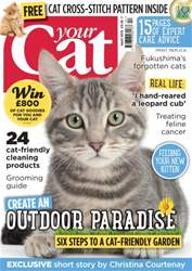 Your Cat Magazine April 2015 issue Your Cat Magazine April 2015