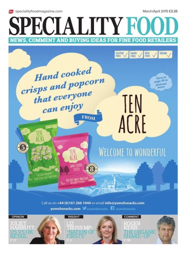 Speciality Food Digital Issue